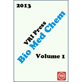 VRI Biological Medicinal Chemistry: Volume 1