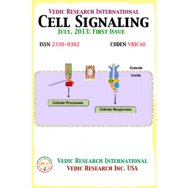 VRI Cell Signaling: Volume 1